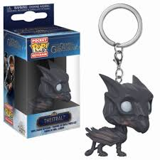 LLAVERO POP CRIMES OF GRINDELWALD -THESTRAL-