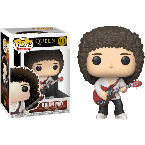FIGURA POP QUEEN -BRIAN MAY 93-
