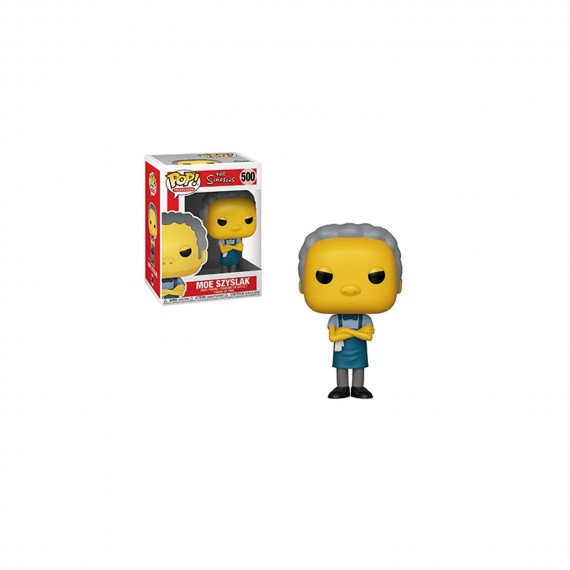 FIGURA POP THE SIMPSONS -MOE SZYSLAK 500-