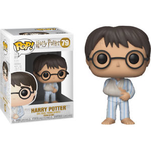 FIGURA POP HARRY POTTER -HARRY PIJAMA 79-
