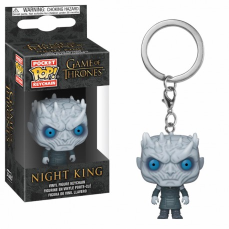LLAVERO POP GAME OF THE THRONES -NIGHT KING-