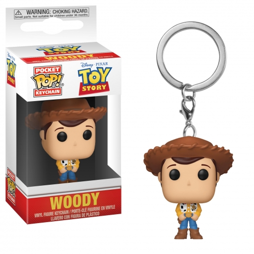 LLAVERO POP DISNEY -WOODY-