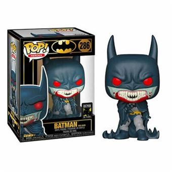 FIGURA POP BATMAN RED RAIN -BATMAN 80 YEARS 286-