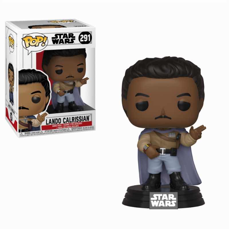 FIGURA POP STAR WARS -LANDO CARLISSIAN 291-