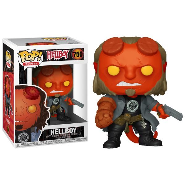 FIGURA POP MOVIES -HELLBOY 750-
