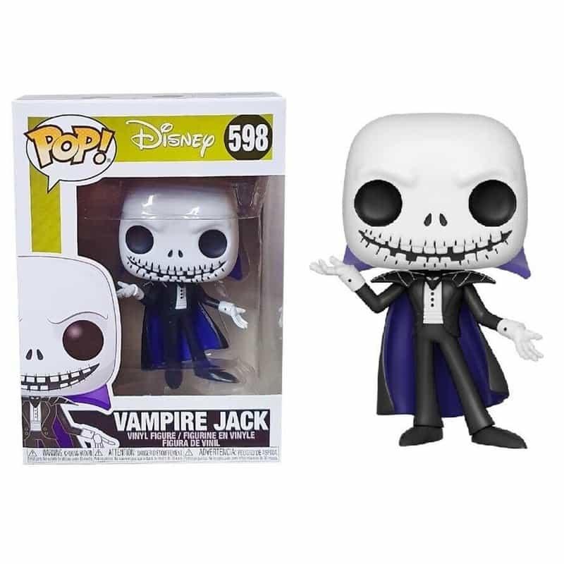 FIGURA POP DISNEY -VAMPIRE JACK 598-