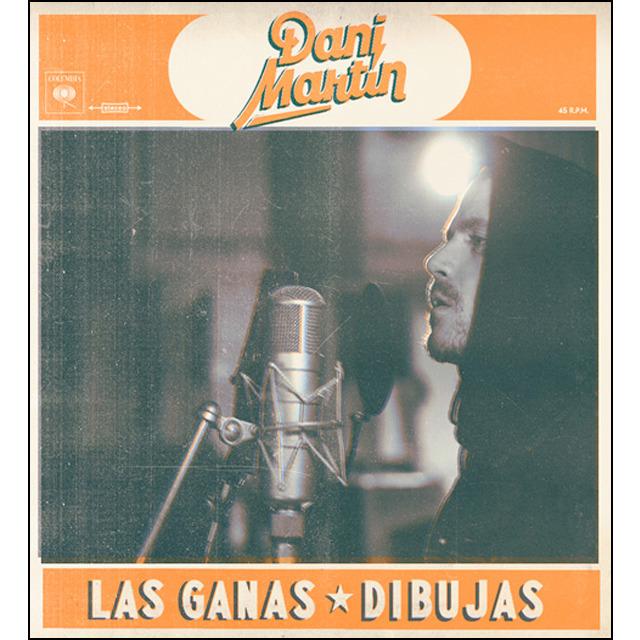 LAS GANAS / DIBUJAS -CD SG-