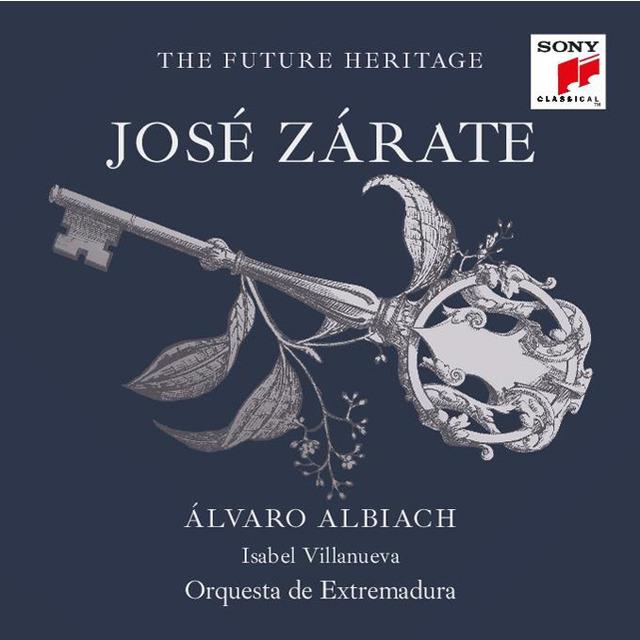 JOSÉ ZÁRATE: THE FUTURE HERITAGE