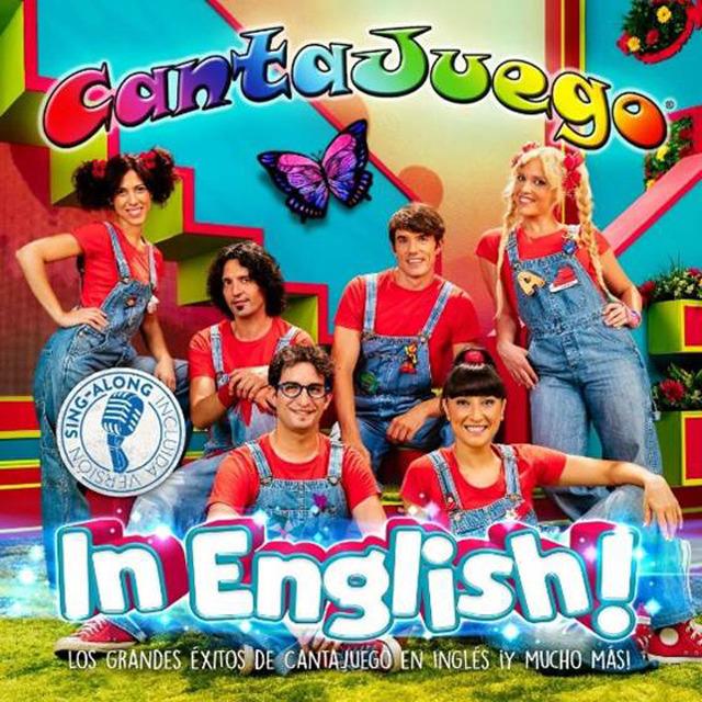 CANTAJUEGO IN ENGLISH -CD + DVD-