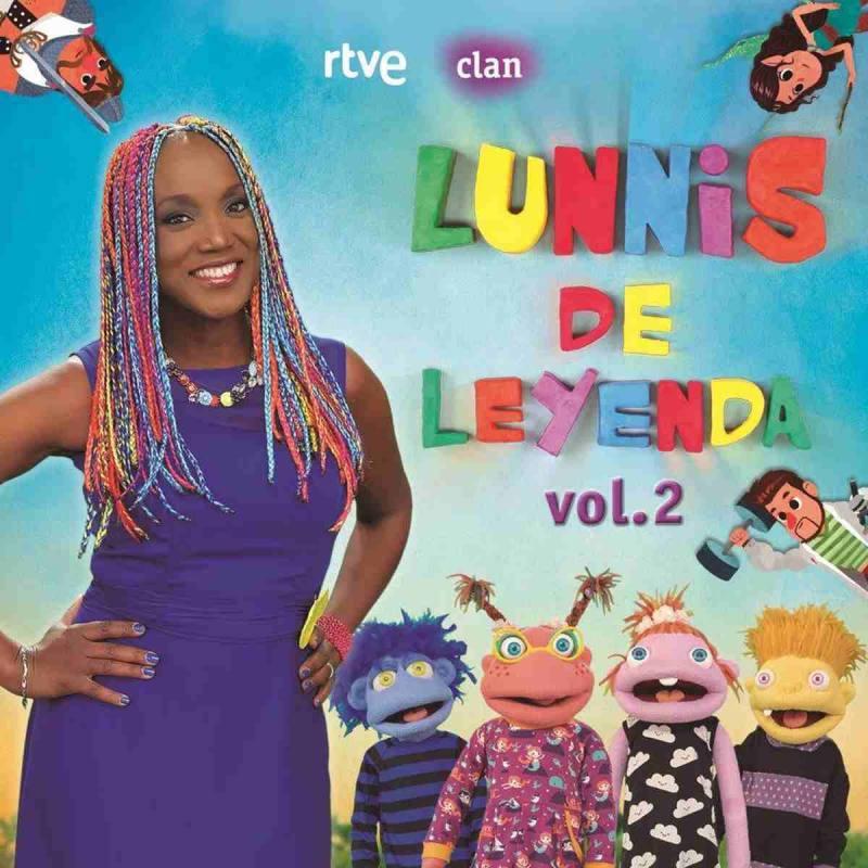 LUNNIS DE LEYENDA VOL 2