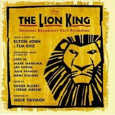THE LION KING -OBCR-