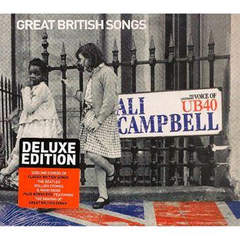 GREAT BRITISH SONGS (DELUXE)
