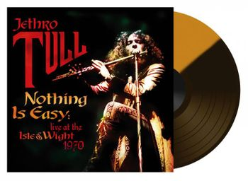NOTHING IS EASY LIVE AT THE ISLE OF WIGHT 1970 -TRANSPARENT ORANGE VINYL RSD 2020-