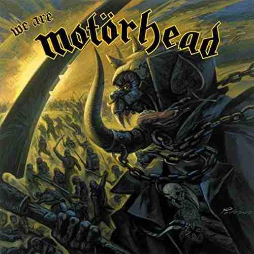 WE ARE MOTÖRHEAD-CD