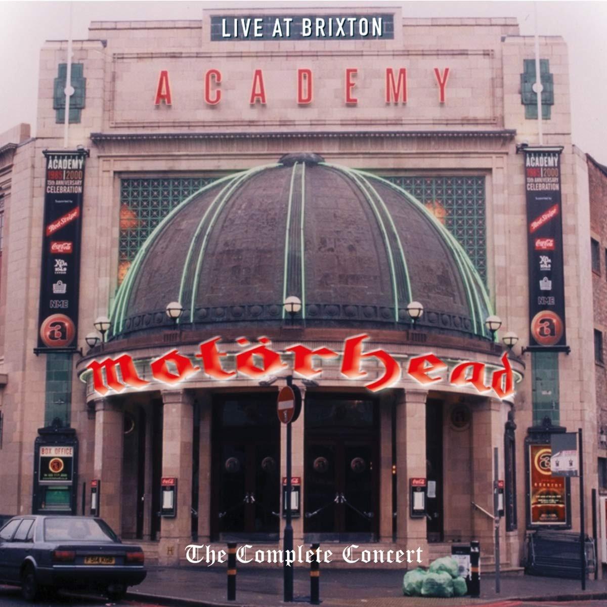 LIVE AT BRIXON ACADEMY-2CD