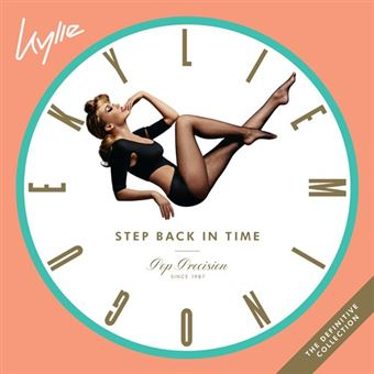 STEP BACK IN TIME- 2CD+LIBRO