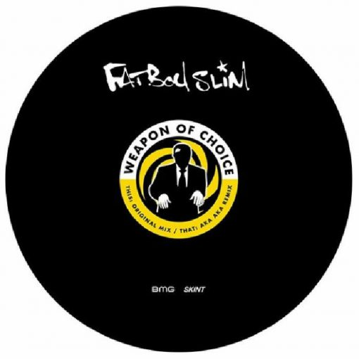 WEAPON OF CHOICE -VINILO PICTURE RSD 2021-