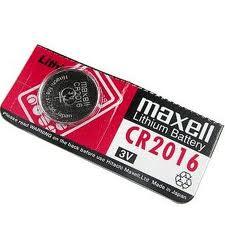 PILA CR2016 3V LITHIUM MAXELL