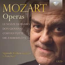 MOZART OPERAS 1756-1791 -12CD-