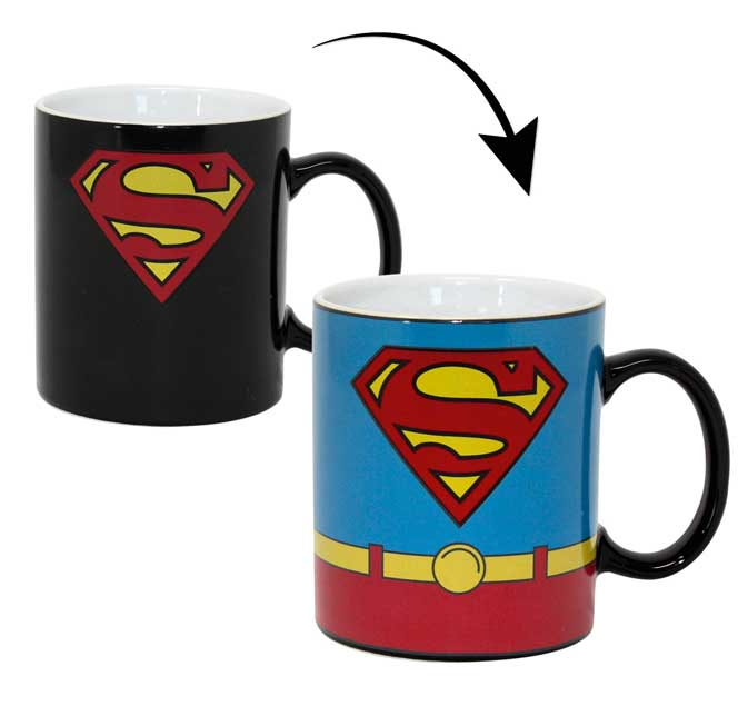 TAZA TERMICA SUPERMAN
