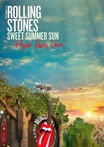 SWEET SUMMER SUN - HYDE PARK LIVE DVD