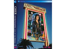 CHER EXTRAVAGANZA LIVE AT...