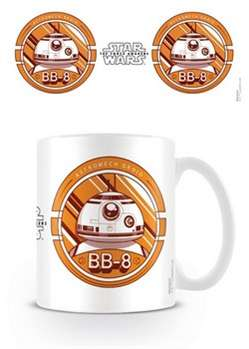 TAZA STAR WARS BB 8