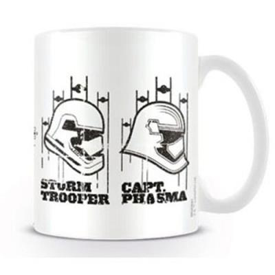 TAZA STAR WARS STORM TROOPER CAPT PHASMA