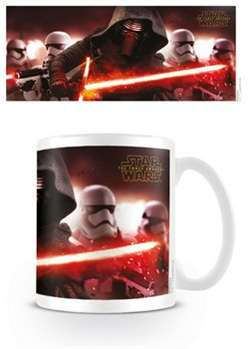 TAZA STAR WARS KYLO TROOPERS