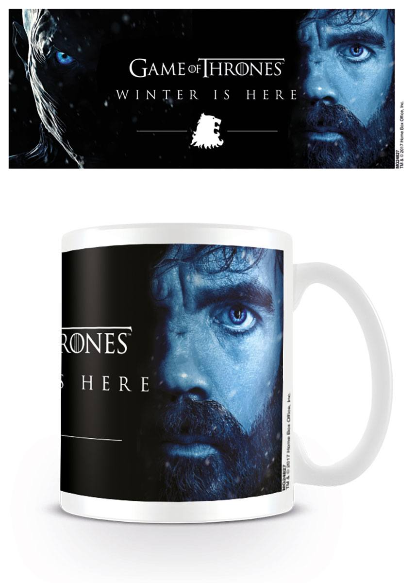 TAZA GAME OF THRONES -TYRION-