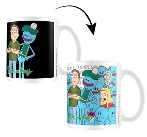 TAZA RICK AND MORTY TERMICA