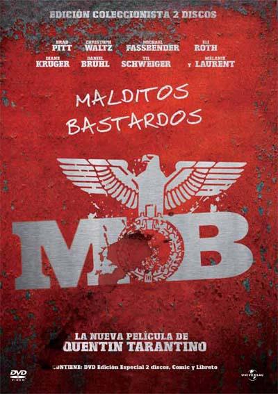 MALDITOS BASTARDOS -COLECCIONISTA 2 DVD-