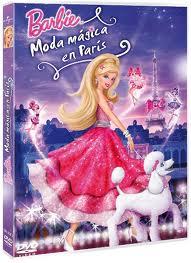 BARBIE MODA MAGICA EN PARIS