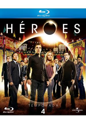 HEROES -TEMPORADA 4-