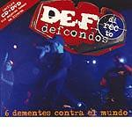6 DEMENTES CONTRA EL MUNDO CON DVD