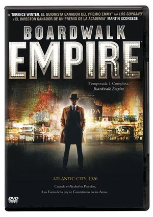 BOARDWALK EMPIRE -PRIMERA TEMPORADA-