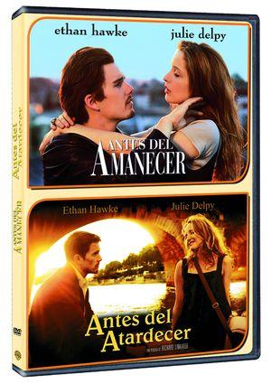 ANTES AMANECER + ANTES ATARDE