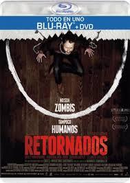 RETORNADOS -COMBO BR + DVD-