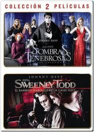 SOMBRAS TENEBROSAS / SWEENET TODD