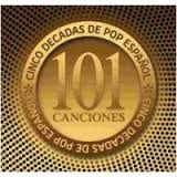 CINCO DECADAS DE POP ESPAÑOL -5CD-