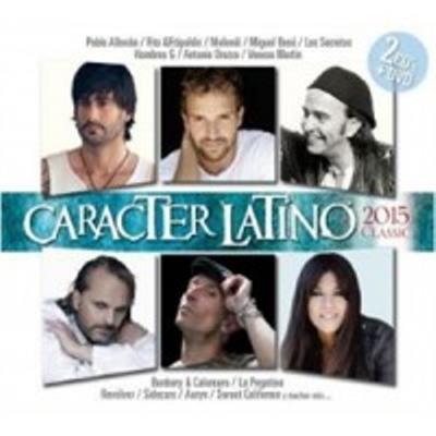 caracter latino 2015