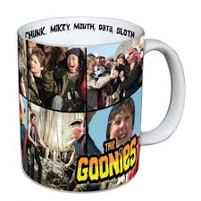 TAZA THE GOONIES FOTOGRAMAS