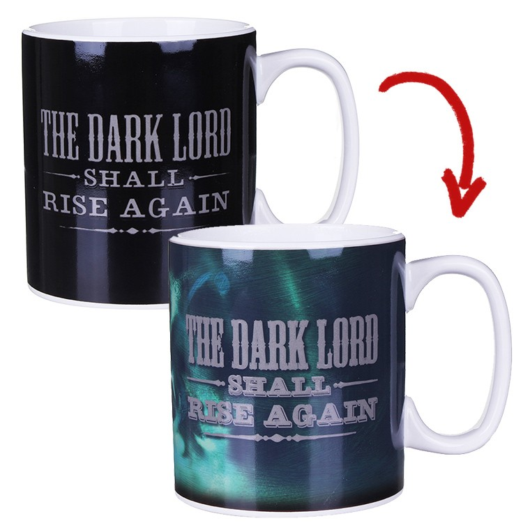 TAZA HARRU POTTER THE DARK LORD TERMICA
