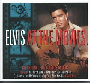 AT THE MOVIES   3CD