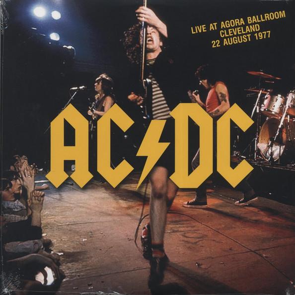 LIVE AT AGORA BALLROOM CLEVELAND 1977 -VINILO-