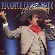 VICENTE FERNANDEZ 20 GRANDES