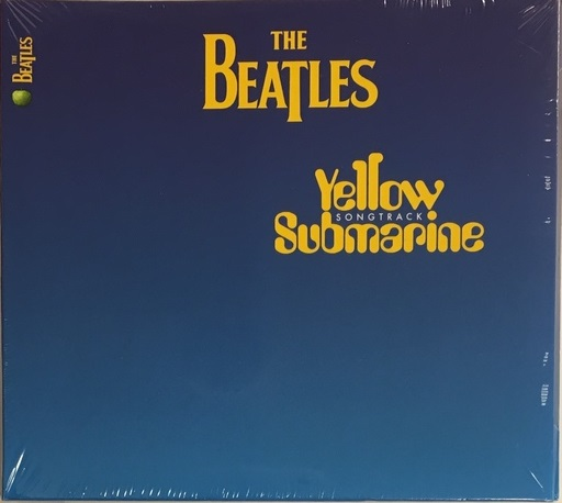 YELLOW SUBMARINE SOUNDTRACK -ERROR COVER NO SUBMARINE-