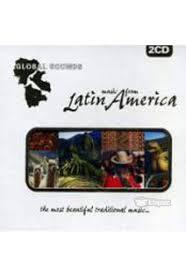 MUSIC FROM LATIN AMERICA