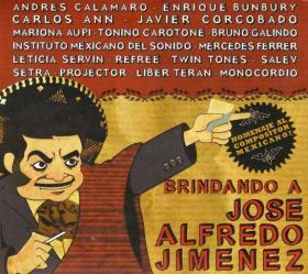 BRINDANDO A JOSE ALFREDO JIMENEZ