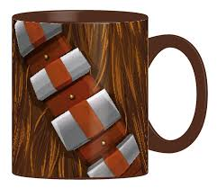 TAZA STAR WARS -CHEWIE-